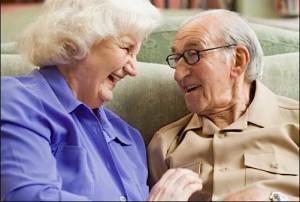 anziani in salute