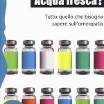 Omeopatia: 'Acqua fresca?' –  Silvio Garattini risponde di sì e lo spiega in un libro