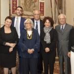 Alle colleghe 'UNAMSI' Maria Giovanna Faiella e Cinzia Testa  due dei 5 Premi  'Alzheimer: informare per conoscere – Cura, Ricerca, Assistenza'