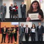 Le giornaliste dell'UNAMSI in evidenza: premi a Paola Olgiati, Stefania Cifani, Francesca Morelli, Vera Martinella
