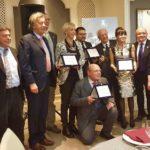 Truncellito, Bonin, D'Acquino e Freri hanno ricevuto il Premio UNAMSI 2017. Al Professor Burioni la targa per 'La Medicina'